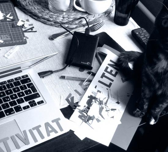 Swantje Roersch: Ruhe im Karton – Hinter den Kulissen